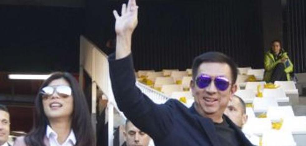 Peter Lim pierde 4,2 millones en el primer trimestre de 2018