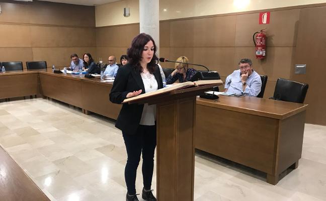 Pilar Ausina toma posesión en Tavernes y asume Turismo