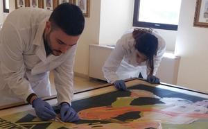 Los carteles de Fallas viajan al Museu Alcoià de la Festa