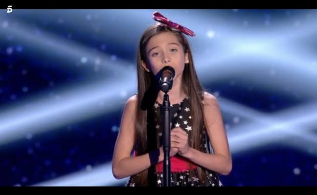 «Mi sueño es representar a España en Eurovisión»