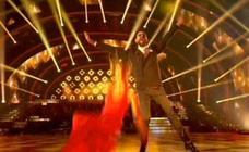 'Bailando con las estrellas' se estrena con tres caídas