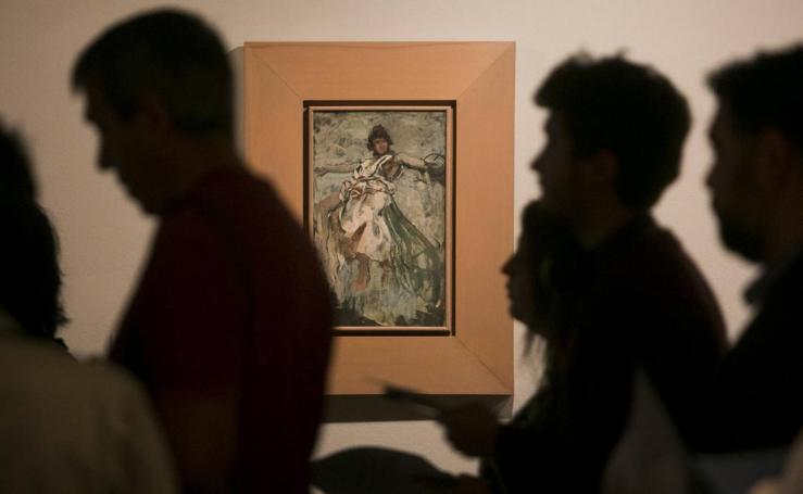 Nueva exposición de Ignacio Pinazo en el IVAM