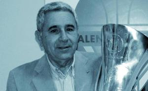 Muere Ángel Fonfría Soler, colaborador del Valencia Basket y vocal de Unicef