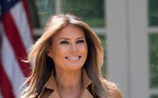 La paciente esposa de Trump