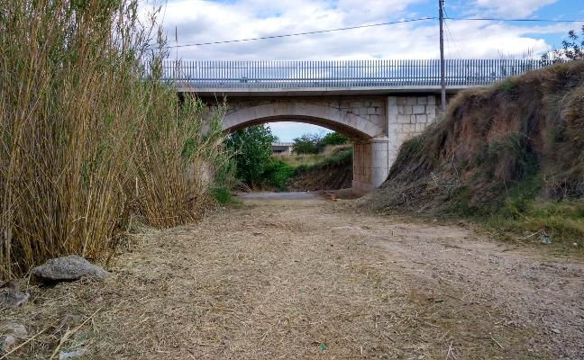 El Ayuntamiento de l'Alcúdia restaura la conexión de la senda del río Magro
