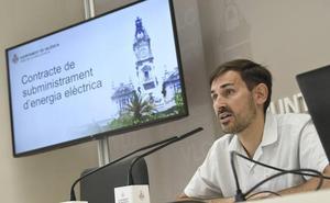 Valencia renuncia a la cláusula social en su contrato de suministro eléctrico
