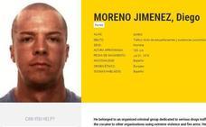 Interior busca en España al delincuente valenciano más perseguido de Europa