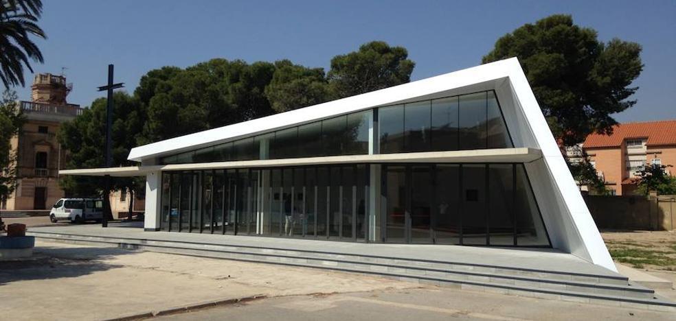 Escolapios Malvarrosa inaugura su capilla