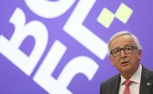 Juncker bajaría los impuestos a los coches de EE UU si se libera a la UE de los aranceles al acero
