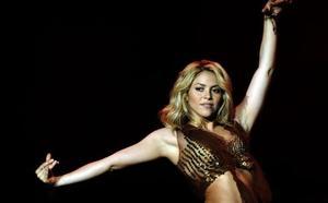 La flexibilidad de Shakira sorprende y arrasa en las redes