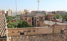 Valencia vista desde el tejado del IVAM