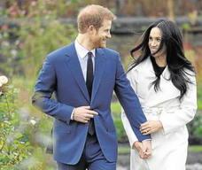 Meghan Markle y Harry se casan: horario de la boda real y cómo verla en directo por televisión