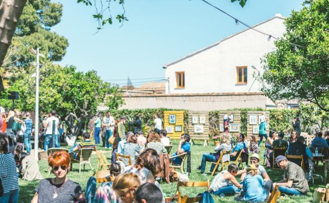 Domingo de fiesta con Cervezas Turia en Benifaió