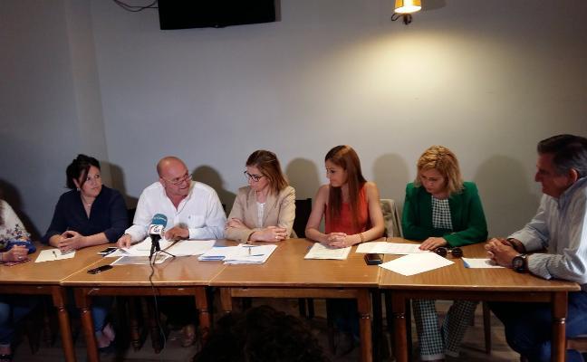 El PP denuncia una subida del 33% de la tasa de basura por «la mala gestión socialista»