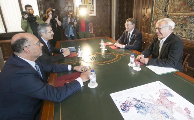 Telefónica invierte seis millones para instalar en Valencia su centro de ciberseguridad