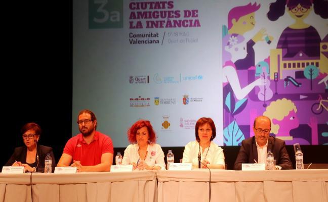38 CIUDADES AMIGAS DE LA INFANCIA EN QUART