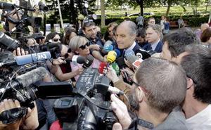 Camps niega que negociara con Ecclestone la F-1 y dice que Valmor fue una idea de Olivas