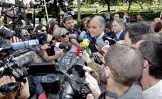 Francisco Camps responsabiliza a Compromís de estar siendo investigado por la F1