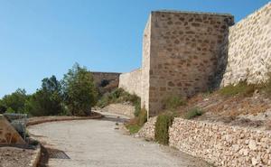 Guardamar del Segura denuncia actos vandálicos contra su castillo, declarado BIC