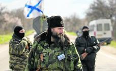 Los cosacos inquietan a Rusia