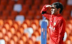 Marcelino: «Pereira mostró una predisposición rápida para irse»