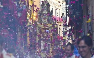 Programa de actos del Corpus Christi 2018 de Valencia