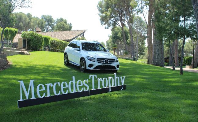 'Mercedes Trophy' golf en El Escorpión
