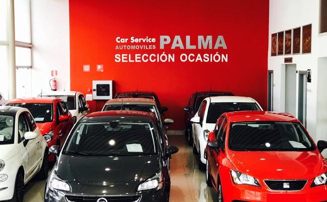 Feria del vehículo de ocasión en Automóviles Palma