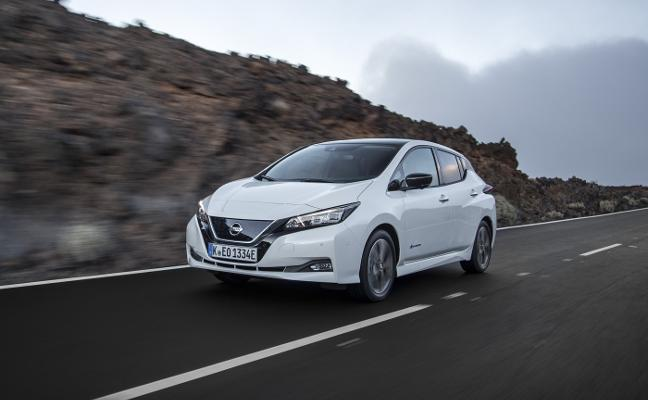 El nuevo Nissan Leaf aumenta sus ventas