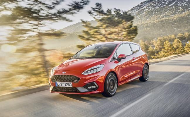 Ford Fiesta ST: El carácter más dinámico