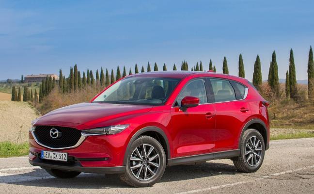 Mazda CX-5: Un SUV a contracorriente