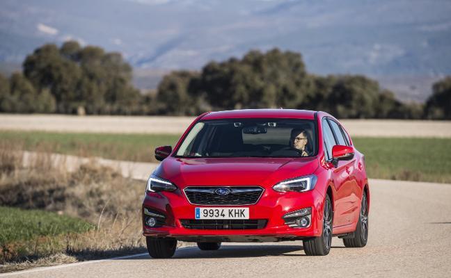El Subaru Impreza, un coche para todos