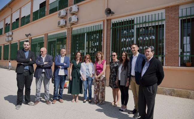 Museros invertirá en el colegio Blasco Ibáñez y la guardería
