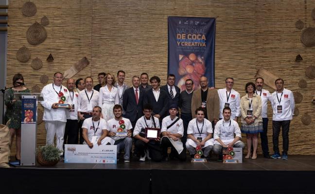 Pa i Més se lleva el premio del concurso de cocas creativas