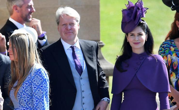 Los primeros invitados llegan a la boda de Harry y Meghan Markle