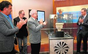 El MARQ expone por primera vez el capitel gótico de la Pobla de Ifach
