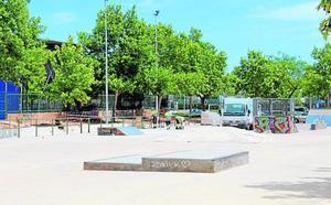 El skate park municipal se somete a una intervención de mejora