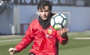 «Mi renovación no es relevante; estoy muy a gusto en Valencia»
