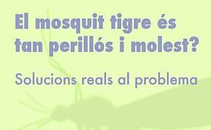 Campaña contra la presencia del mosquito tigre