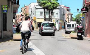 El municipio fomenta la movilidad sostenible con las ciclocalles