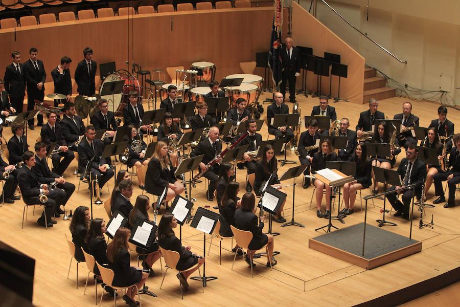 Certamen provincial de Bandas de Música de Valencia 2018
