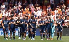 Fotos del Valencia CF - Deportivo
