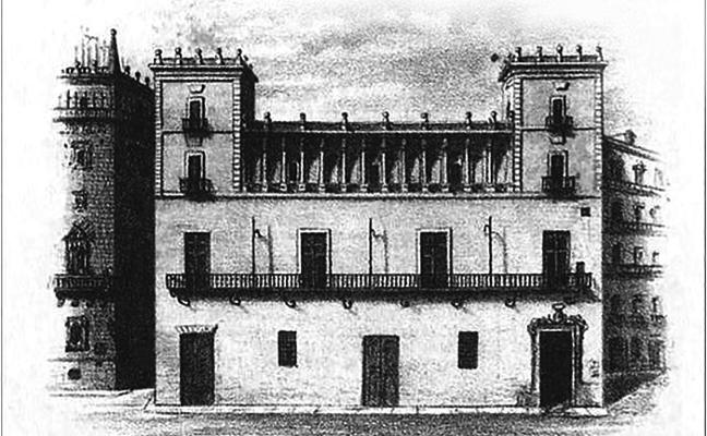El museo imaginado de la desaparecida Casa de la Ciutat de Valencia