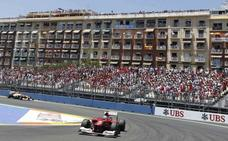 Camps asume la decisión de la Fórmula 1 y dice que se cumplió la ley