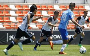 El juvenil de Mista, clasificado para los cuartos de final de la Copa del Rey