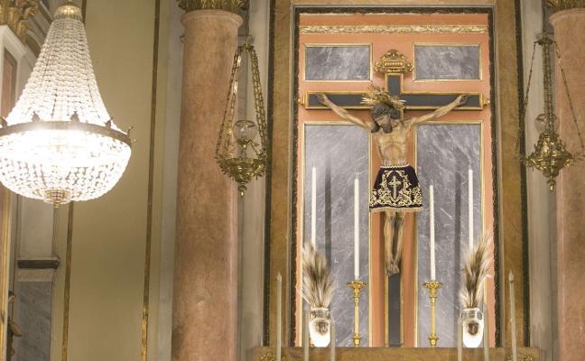 Un centenar de fotografías repasan la evolución de las fiestas del Cristo de la Fe