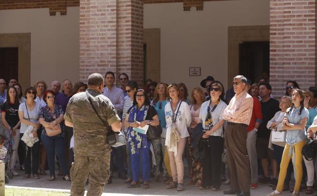 Más de 12.000 personas visitan el Convento de Santo Domingo