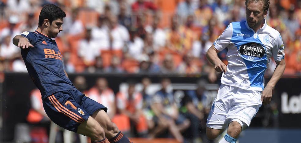 La UEFA incluye a Neto y a Guedes en el equipo revelación