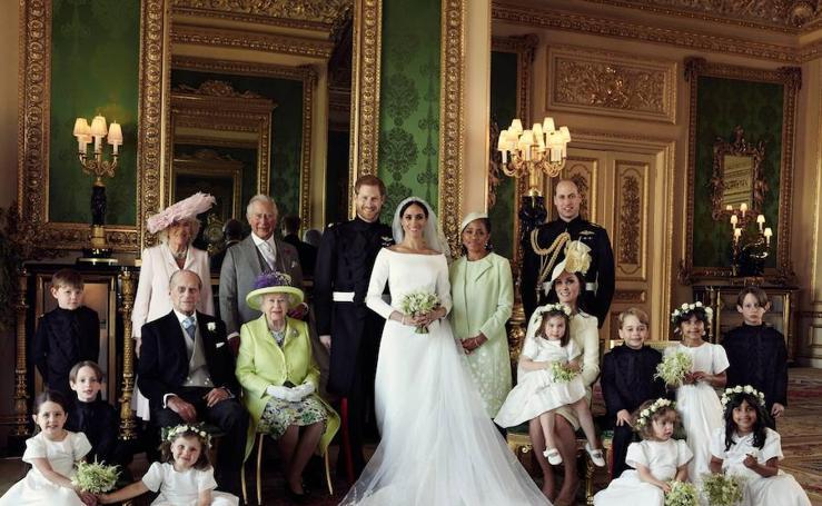 El después del enlace de los duques de Sussex