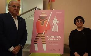 Mar Hernández, primera mujer que diseña el cartel del Corpus Christi de Valencia